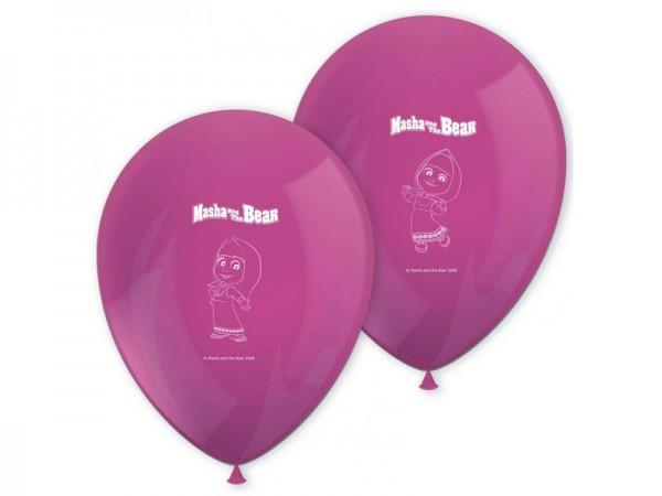 Luftballons Mascha und der Bär Ballons