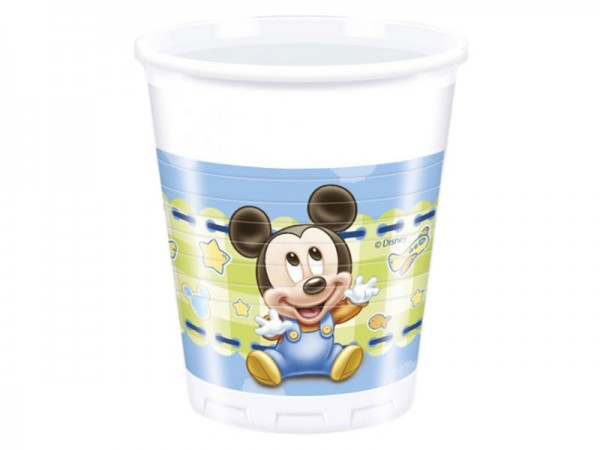 Partybecher Baby Mickey Mouse Becher
