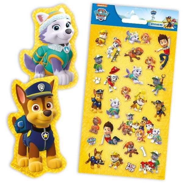 Sticker Paw Patrol