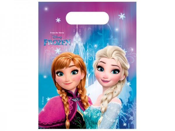Mitgebseltüten Frozen Party Tüten Die Eiskönigin Geschenktüten