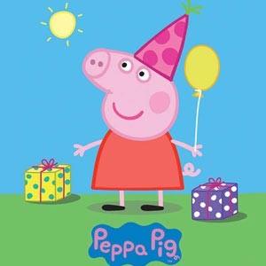 Peppa Wutz Geburtstagsdeko