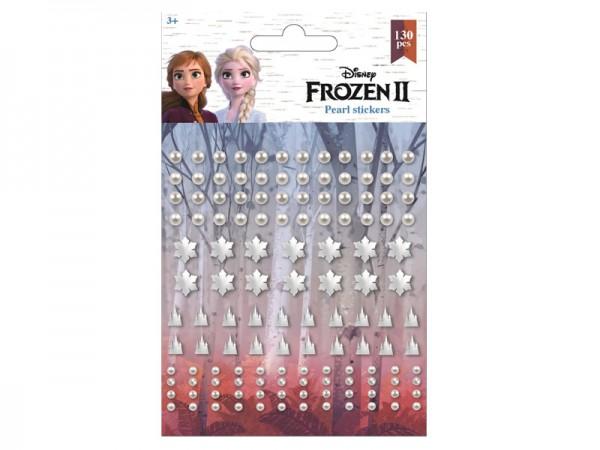 Perlensticker Frozen 2 Aufkleber Sticker