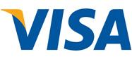 Visa- Kreditkarte