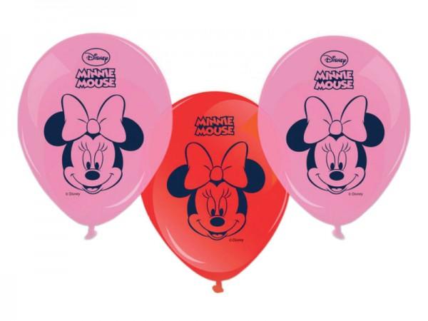 Luftballons Minnie Mouse Ballons