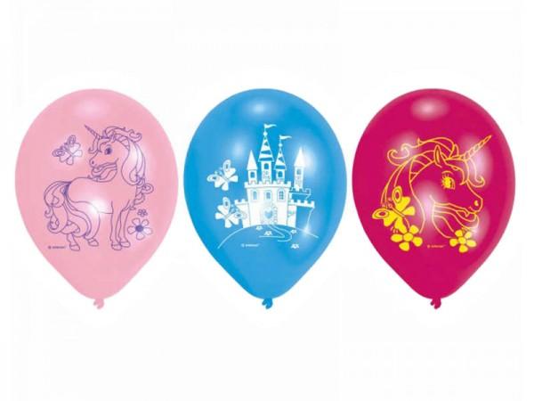 Luftballons Einhorn Ballons