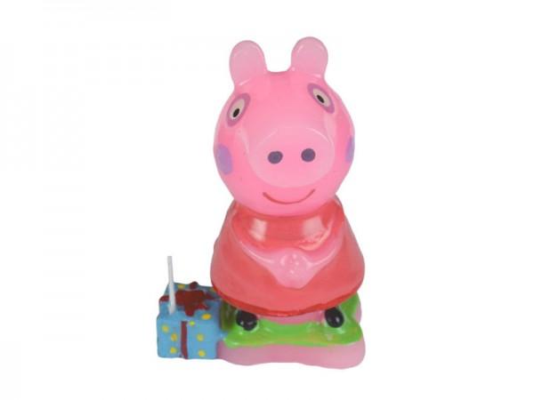 Geburtstagskerze Peppa Wutz Kerze Peppa Pig