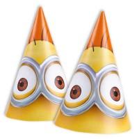 Partyhüte Minions