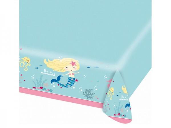 Tischdecke Meerjungfrau Tischtuch