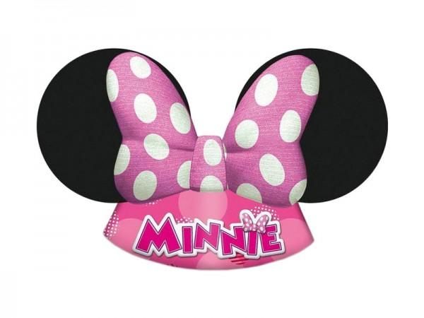 Partyhüte Minnie Mouse Masken