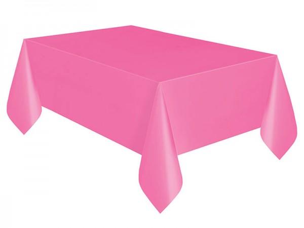 Tischdecke pink Tischtuch