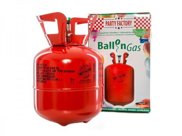 Helium Flasche für 20 Ballons günstig kaufen