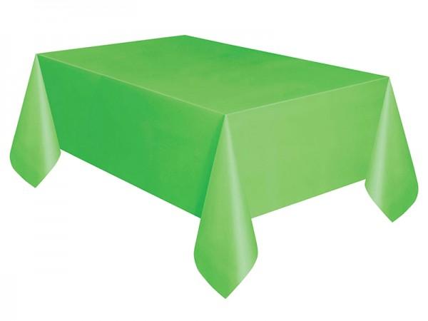 Tischdecke grün Tischtuch