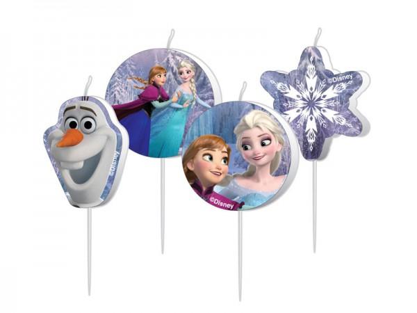 Geburtstagskerzen Frozen Kerzen