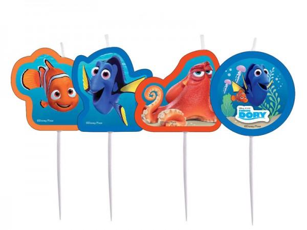 Geburtstagskerzen Findet Nemo und Dorie Kerzen