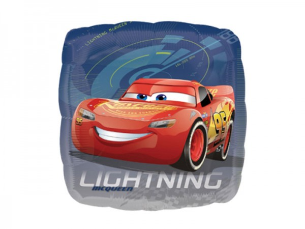 Folienballon Cars Lightning McQueen